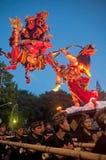 Estatuas de Ogoh-Ogoh, Bali, Indonesia Imagen de archivo libre de regalías