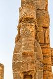 Estatuas de Persepolis Lamassu foto de archivo libre de regalías