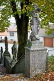 Estatuas de santo Fotografía de archivo libre de regalías