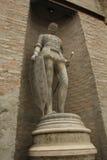 Estatuas del guerrero Fotografía de archivo