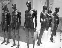 Estatuas desnudas Imagenes de archivo