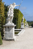 Estatuas en el jardín de Versalles foto de archivo