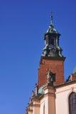 Estatuas en la basílica Fotografía de archivo libre de regalías