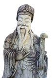 Estatuas gigantes chinas Imagen de archivo