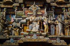Estatuas hindúes en Sri Lanka fotos de archivo libres de regalías