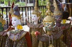 Estatuas tailandesas Imagen de archivo