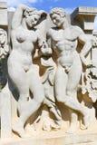 Estatuas viejas imágenes de archivo libres de regalías