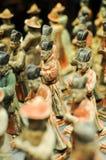 Estatueta da cerâmica Foto de Stock