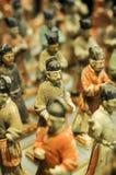 Estatueta da cerâmica Fotos de Stock