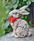 Estatueta do coelho Imagens de Stock