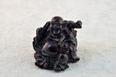 Estatuilla Buda decorativo fotos de archivo