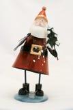 Estatuilla de la Navidad Foto de archivo libre de regalías