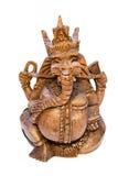 Estatuilla de madera Foto de archivo