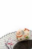 Estatuilla de ovejas Imágenes de archivo libres de regalías
