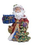 Estatuilla de Papá Noel Fotografía de archivo libre de regalías