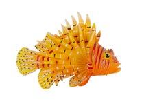 Estatuilla de pescados Imagen de archivo