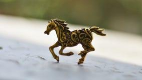 Estatuilla del caballo Foto de archivo