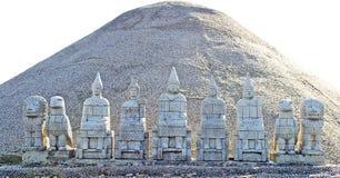Estatuillas egipcias Fotografía de archivo libre de regalías