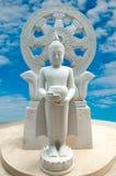 Estatus de Buddha Imagenes de archivo