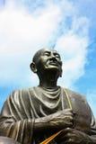 Estatuto de Buda Foto de archivo