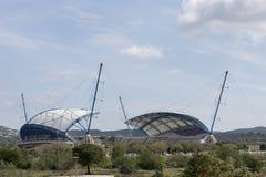 Estádio Algarve in portugal Royalty Free Stock Images