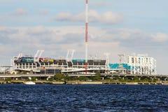 Estádio de EverBank Fotografia de Stock Royalty Free