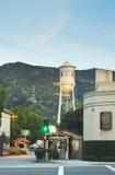 Estúdio filme de Warner Bros. Fotos de Stock