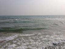 Este é mar em Tailândia!! Fotografia de Stock Royalty Free