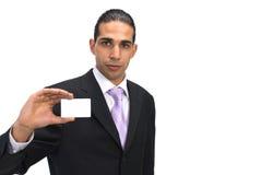 Este é meu cartão Imagens de Stock Royalty Free