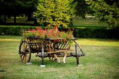 Transporte medieval Imagem de Stock Royalty Free
