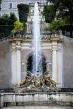 ` Este виллы d в Tivoli, Риме Италия Стоковое Изображение RF