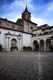 ` Este виллы d, Tivoli, Италия стоковое изображение rf