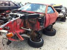 Este carro velho é Porsche 1980 928 Foto de Stock