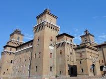 Este Castle Stock Photos
