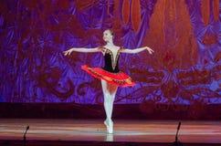 Este conto eterno do bailado Fotografia de Stock