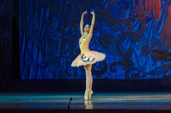 Este conto eterno do bailado Foto de Stock Royalty Free