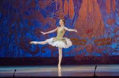 Este cuento eterno del ballet Fotografía de archivo libre de regalías