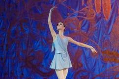 Este cuento eterno del ballet Imagen de archivo libre de regalías