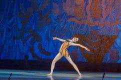 Este cuento eterno del ballet Foto de archivo