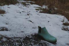 Este inverno pode ser mais duro para alguém Fotos de Stock