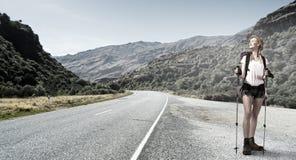 ¡Este paisaje toma una respiración! Imagenes de archivo