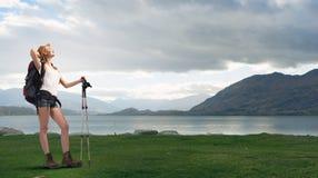 ¡Este paisaje toma una respiración! Fotografía de archivo libre de regalías