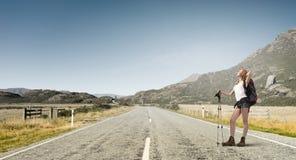 ¡Este paisaje toma una respiración! Foto de archivo