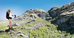 ¡Este paisaje toma una respiración! Fotos de archivo libres de regalías