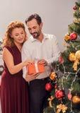 Este regalo está para usted Fotos de archivo libres de regalías