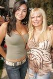 Estefania Iglesias and Gloria Kissell Royalty Free Stock Photos