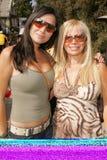 Estefania Iglesias i Gloria Kissell Fotografia Stock