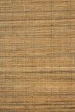 Esteira de bambu Foto de Stock Royalty Free