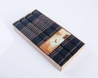 esteira de bambu ou esteira da cozinha em um fundo Imagem de Stock