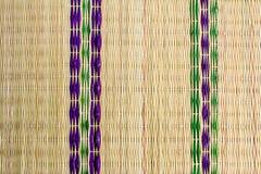 Esteira de matéria têxtil Fotografia de Stock